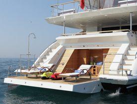 Charter Yacht SKYLER Wins 'Best of the Best' Award