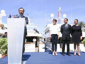 Palma Superyacht Show 2015 Opens