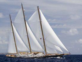 Sailing Yacht Fleurtje New To The Charter Fleet
