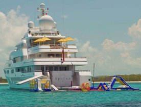 TITANIA Charter Yacht - Save €150,000 Per Week