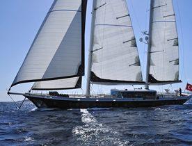 Sailing Yacht 'TUKIKA S' Available in Turkey