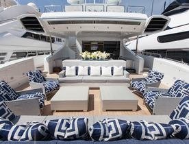 New Charter Yacht MOONRAKER Available in The Bahamas