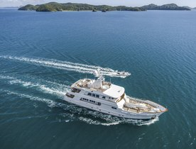 Adventure to New Zealand and Fiji on board expedition yacht RELENTLESS