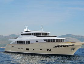 New Charter Yacht GATSBY Available in the West Mediterranean