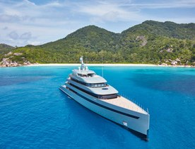 Feadship Superyacht SAVANNAH Offers Rare Charter Opportunity