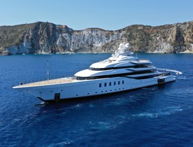 Luxury yacht MADSUMMER now available for select yacht charters
