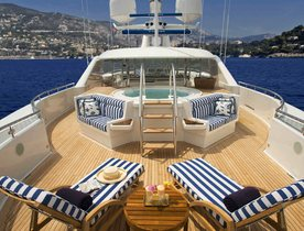Superyacht AQUA VITA Available to Charter