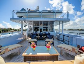 Limited Edition Charter Offer aboard Superyacht STARSHIP
