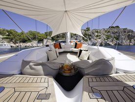 Charter Yacht DESTINATION Available in Caribbean