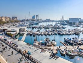 2017 MYBA Charter Show Attracts Huge Surge of Interest After Relocating to Barcelona
