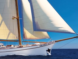 Sailing Yacht 'Silver Spray' Joins Global Charter Fleet in Centenary Year