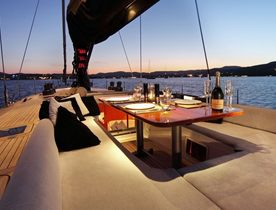 Sailing Yacht 'Lupa of London' Open for Charters in New Zealand