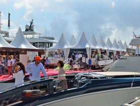 Success for the 2014 Cannes Yachting Festival