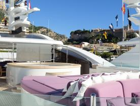 Superyacht 'St David' Open For Special Monaco Grand Prix 2017 Charter