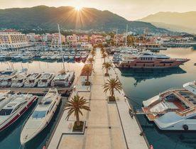 Porto Montenegro and MYBA Announce Superyacht Show