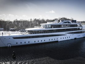 Feadship launches 94m superyacht VIVA (Project 817)