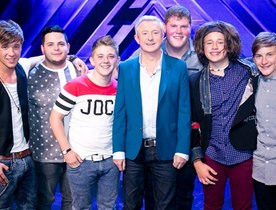 X Factor Louis Walsh uses luxury charter yacht in 'Judges House' episode