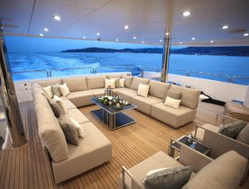 Be the First to Charter the Brand New Sunseeker 155 Superyacht 'Princess AVK'