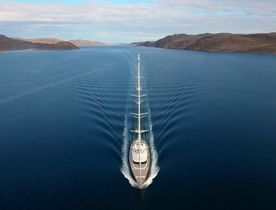 VIDEO: Charter Yacht ROSEHEARTY Sails Through The Northwest Passage