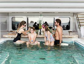 Maldives yacht charter special: save 20% on Lurssen superyacht TITANIA