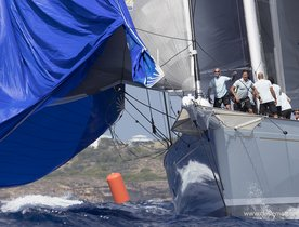 Yachts flock to the Superyacht Challenge Antigua 2018