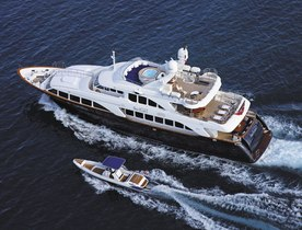 Superyacht 'SEABLUE'Z' Significantly Lowers Charter Rate
