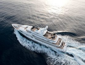 Motor Yacht SEALYON Available for Bahamas Charters