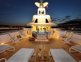 Lurssen Motor Yacht CAPRI Joins Monaco Yacht Show 2016 Line Up