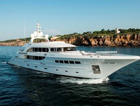 Acico Superyacht Nassima New to the Charter Fleet