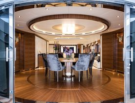 ISA Motor Yacht 'Silver Wind' Offers Early Bird Discounts on Mediterranean Charters