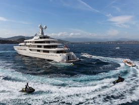 Charter Yacht ROMEA to Make Debut at the Monaco Yacht Show 2015