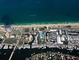 Fort Lauderdale Boat Show 2013 Opens Today