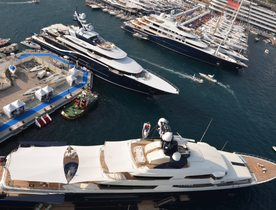 Video – Charter Yachts Amongst the Largest at the Monaco Yacht Show