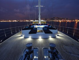 Sailing Yacht 'PERLA DEL MARE' Offers Reduced Rate