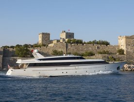 Motor Yacht NOMI Offers Special Croatia Charter Deal