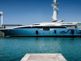 New Superyacht FLYING DRAGON to Join Charter Fleet