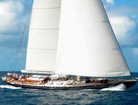 SHAMOUN Charter Yacht in Indonesia