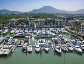 Preparations Get Underway for the Phuket International Boat Show 2017