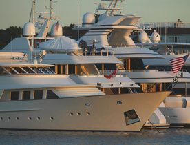 Newport Charter Yacht Show 2014