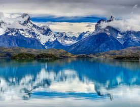 Superyacht 'Lauren L' to charter in Patagonia this winter