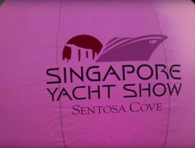 Video: Day 2 At The Singapore Yacht Show 2017