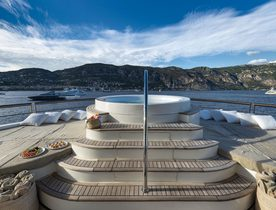 Superyacht CHAKRA Open For Charter In Greece This Summer
