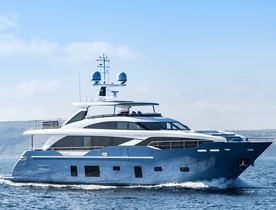 Two brand new 30m Princess superyachts join the charter fleet