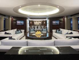 Charter Yacht DREAM Nominated for ISS 'Best Refit' Award
