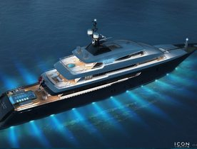 Charter Yacht ICON Lengthened and Remodelled
