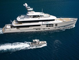 Expedition Yacht 'Big Fish' Available for Cruising in Thailand and South East Asia