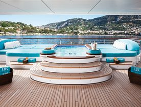 Superyacht 'Baton Rouge' offers spectacular saving on Caribbean charters