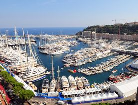 Superyacht SOLANDGE & More Star in 2015 Monaco Yacht Show Line-Up