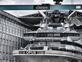 First look: 142m Lurssen superyacht 'Project Opus'