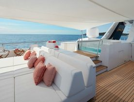 Feadship Superyacht JOY Available For New Year's Charter